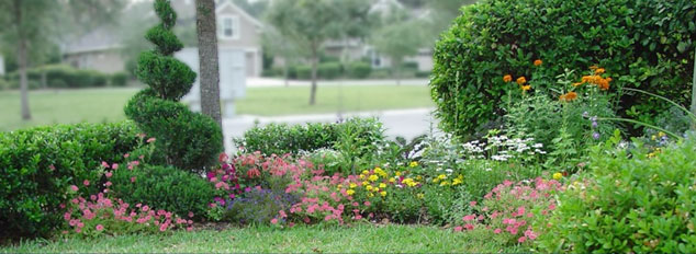 Cottage Gardens Inc Not Your Typical Landscape Landscape Design Delectable Florida Garden Design